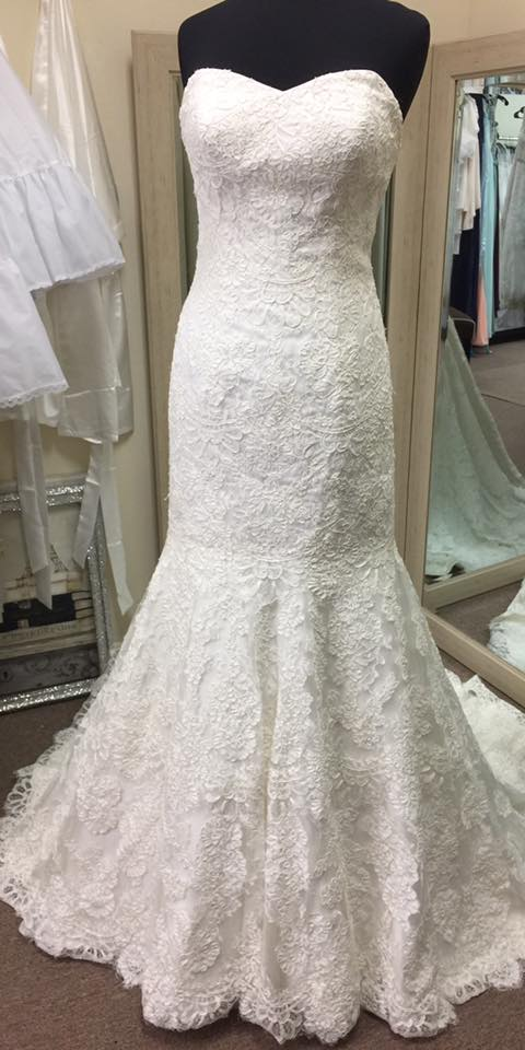 Bridal consignment maryland mini bridal for Wedding dress resale online